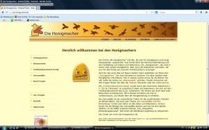Honigmacher Screenshot